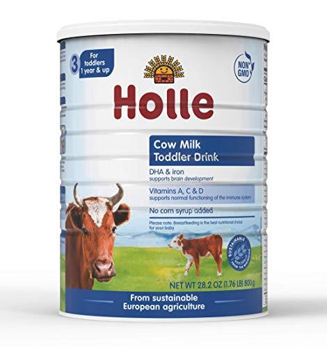 Holle Cow Milk Toddler Drink, 28.2 OZ