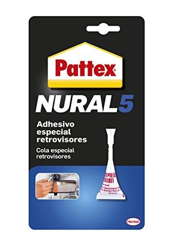 Oferta de Pattex Nural 5 - Adhesivo especial retrovisores