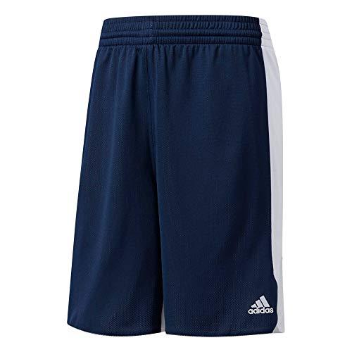 adidas Reversible Crazy Explosive Pantalones Cortos, Mujer, Azul (Maruni/Blanco), 2XL