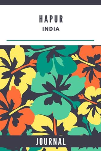 Hapur India: Journal