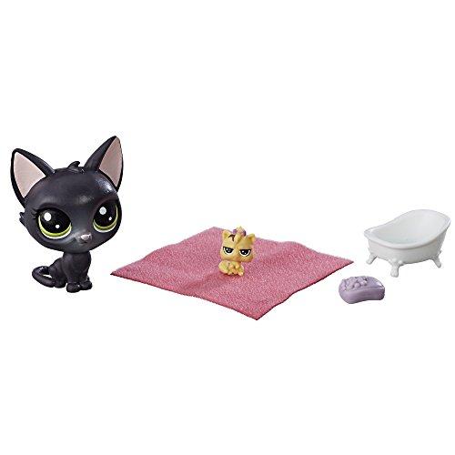 Littlest Pet Shop Jade Catkin & Kittylina Scrapper