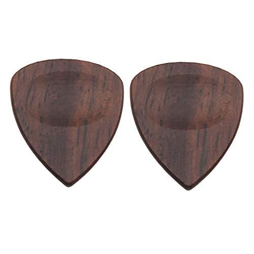 20 Stück Celluloid Plektren 0,46 mm Plektrum Picks Pleks Blättchen Set Gitarren
