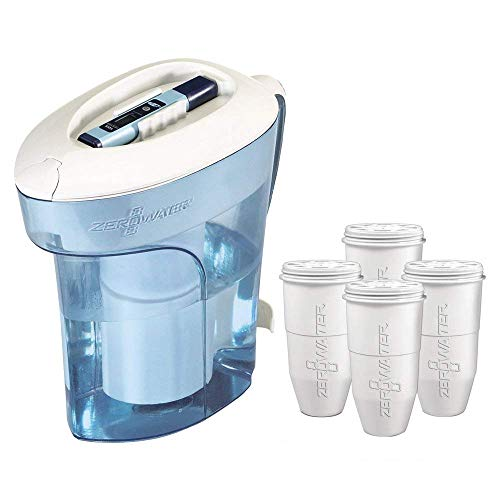 10 cup pitcher with free meter - 4