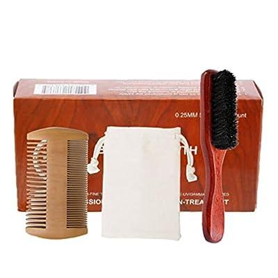 Bartpflege Kit Bart Wachstum