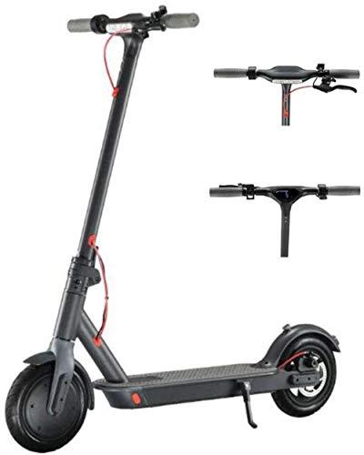 Juguete al aire libre for adultos Vespa eléctrica plegable de 8 pulgadas de ruedas Scooter eléctrico Doble hombres y de mujeres plegable inteligente Vespa Coche eléctrico, Tamaño: 7.8AH, Color: Blanco