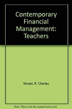 Hardcover Contemporary Financial Management: Teachers Book
