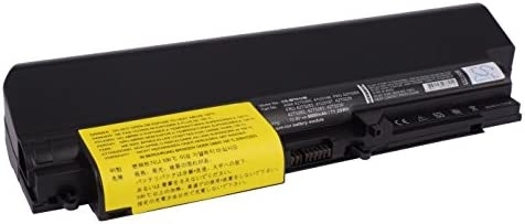 Virginia Beach Mall 6600mAh Battery Replacement for IBM 7660 5 popular T61 ThinkPad T