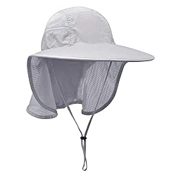Linikis Unisex UV Protection Sun Hat (with Neck Flap) 78da14a56978