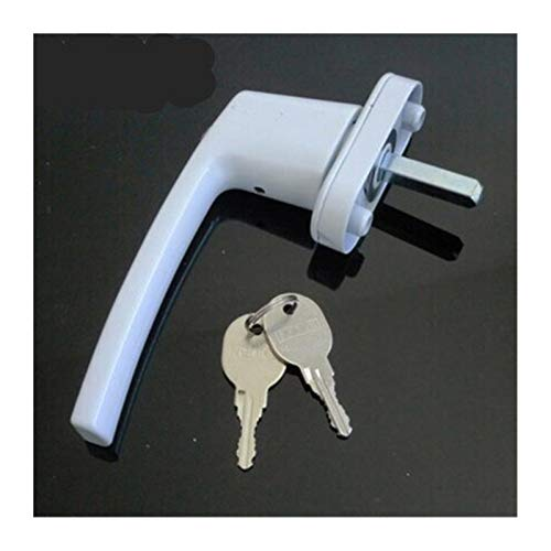 klamka do okna z kluczykiem lidl