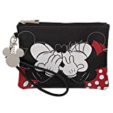 Disney Mickey and Minnie Mouse Wrislet Purse