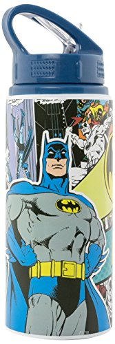 GB Eye LTD, DC Comics, Batman Wrap, Botellas de Aluminio