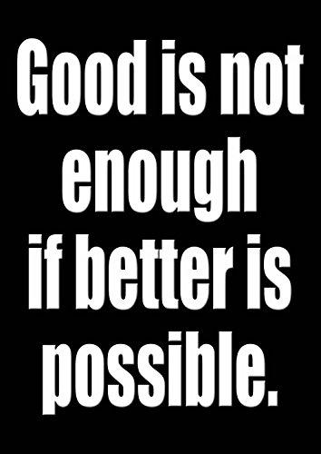 MOTIVATIONAL - 352-motivation-quotes buliding Gymnastik-body-fitness-Workout-bodybuild-fitness-Zitat (englischsprachig), A3, Poster-Print Picture-New