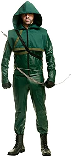 Charades Men's Premium Arrow Fancy Dress Costume Medium