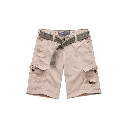 Cordon Sport Herren Cargo Shorts Bud (32, beige)