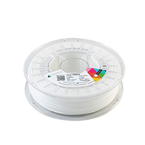 SMARTFIL PLA 3D850, 1,75 mm, Ivory White, 750 g Filament für 3D-Drucker von Smart Materials