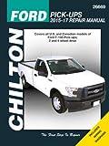 Ford F-150 2wd & 4WD Pick-Ups