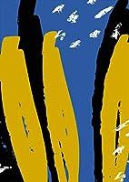 igsticker ポスター ウォールステッカー シール式ステッカー 飾り 297×420㎜ A3 写真 フォト 壁 インテリア おしゃれ 剥がせる wall sticker poster 016371 模様 北欧 手描き