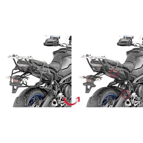 GIVI PLR2139 Gepäckträger seitlich Yamaha Tracer 900 GT