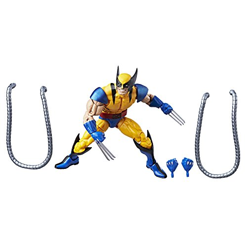Marvel Hasbro X-Men Legends Series 6-inch Wolverine Action Figur