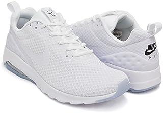 [ナイキ] AIR MAX MOTION LW [エア マックス モーション] WHITE/WHITE - BLACK 833260-110