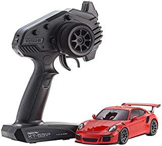 Mini-Z MR-03 RWD Porsche 911 GT3 Mini RC Car