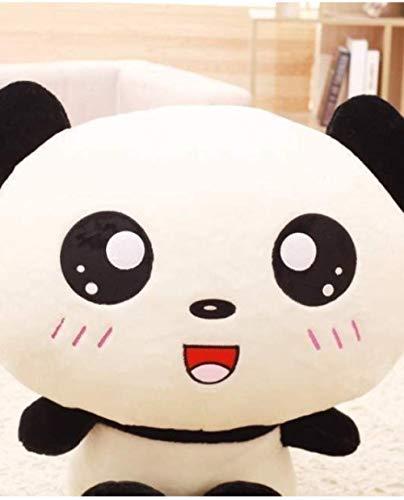 dekbed 40 cm grote kop panda knuffel knuffel pop kinderen