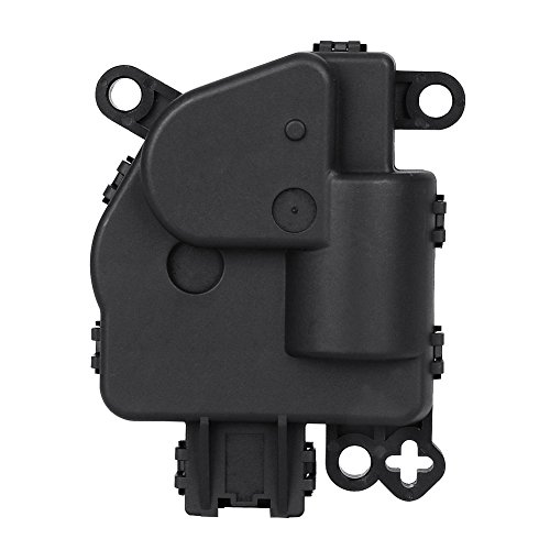HVAC Blend Door Actuator for 2008-2016 Chrysler 300 & Chrysler Town and Country, Dodge Challenger/Charger/Grand Caravan, Ram C/V, Ram Dakota, Replaces# 604-024, 68033337AA, 68031977AA, 68238243AA