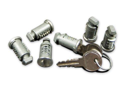 RockyMounts Lock Core 2 Pack for RockyMounts Car Racks