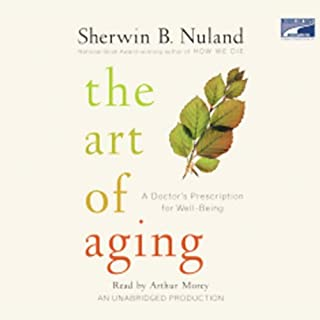 The Art of Aging audiobook cover art