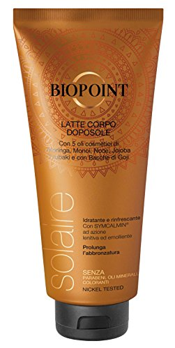 Biopoint Late corpo Doposole - 400 ml.