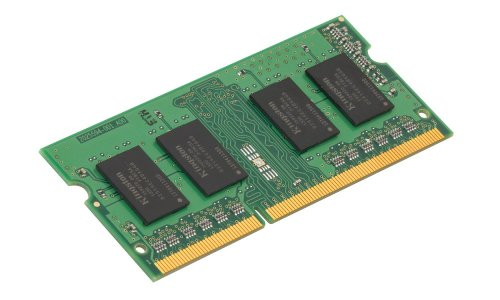 Kingston KVR13S9S6/2 Arbeitsspeicher 2GB (DDR3 Non-ECC CL9 SODIMM 204-pin, 1,5V)