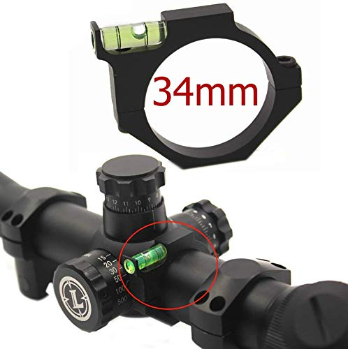 ACEXIER Rifle Scope Anti Cant Device Bubble Level Mount Rings Hunting Accessories Wholesale for 34mm 35mm Accessory Rail Aluminium