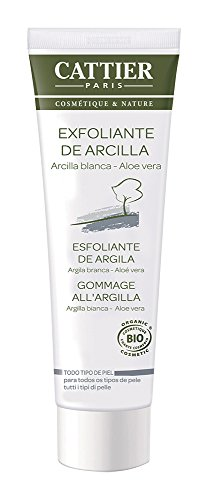 Cattier Gommage in Tubo all'Argilla Bianca e Aloe Vera - 100 ml