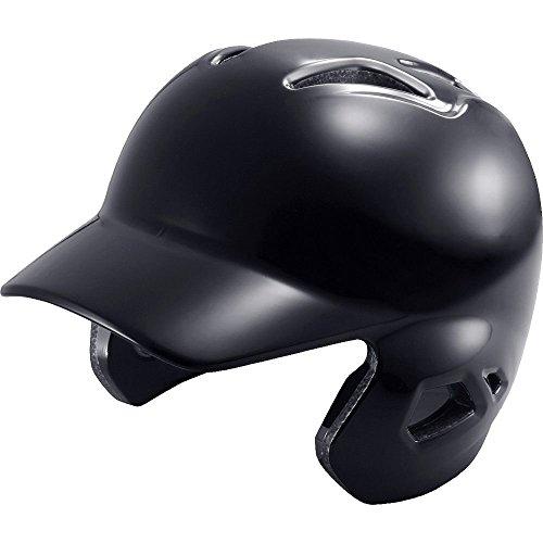 asics(アシックス) 野球 ソフトボール用バッティングヘルメット BPB66S ブラック S