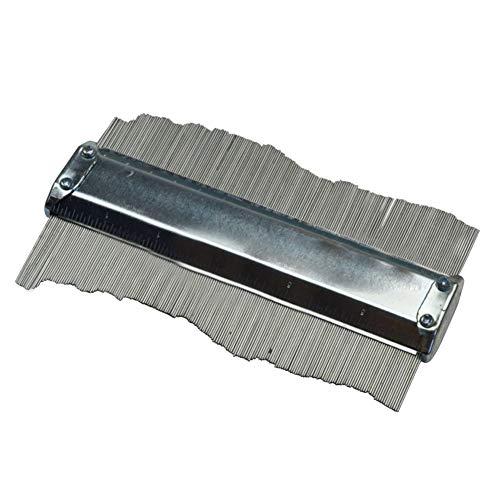 SHIJING 150mm Home Caliber Contour Copy Carpet Langlebig Wickelrohr Profillehre Laminierte Fliesen Metall Messwerkzeuge Holzmarkierung
