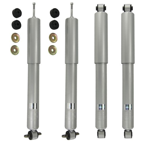 Front and Rear Shocks for 1999-2004 Jeep Grand Cherokee
