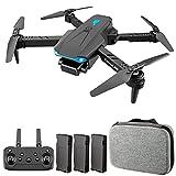 Festnight S89 RC Drone para Principiantes RC Aircraft Mini Plegable Altitud Hold Quadcopter RC Toy Drone para niños con Modo sin Cabeza