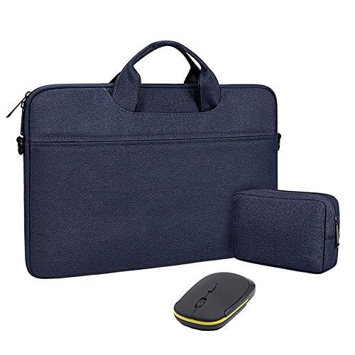 15.6 inch laptoptas, multifunctionele polyester Oxford compatibele Notebook Aktetas, zakelijke heren en vrouwen handtassen