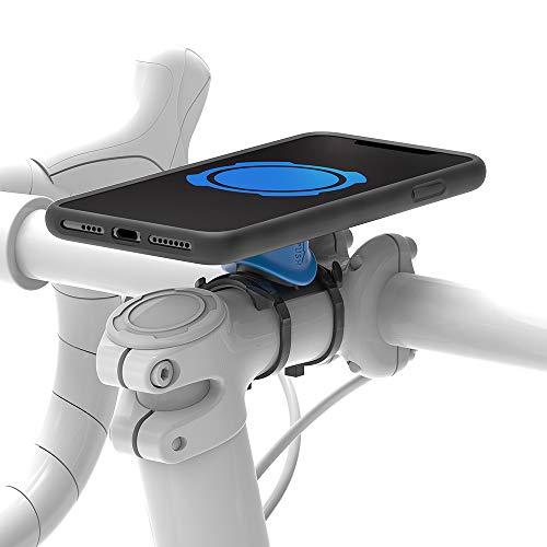 Quad Lock Bike Mount Kit de Fixation Vélo pour iPhone XS Max