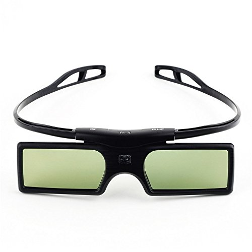 Swiftswan DLP Link G15-DLP - Gafas 3D para proyectores DLP-LINK 3D (96-144 Hz)