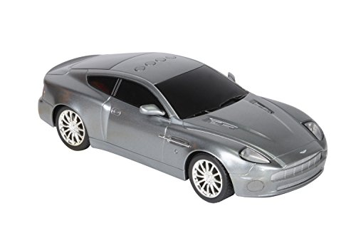 James Bond Pyramid International Secret Agent motorisé Aston Martin Vanquish Meurs Un Autre Jour