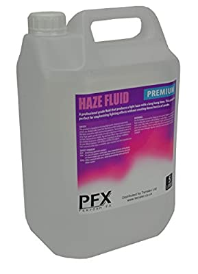 Haze Fluid Premium 5 Litres by PFX