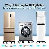 Zoom IMG-1 base lavatrice winzwon carrello con