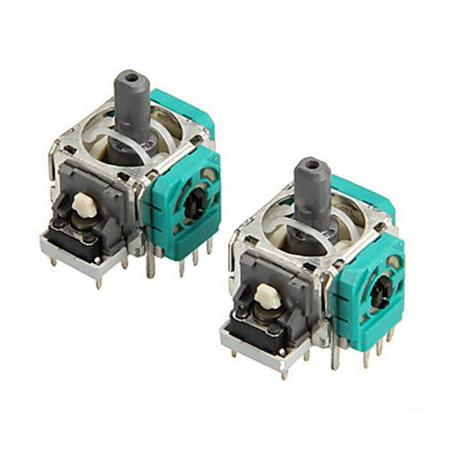 2X 3D Controller Joystick Axis Analog Sensor Module Replacement for Xbox One