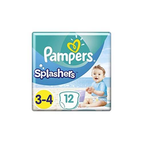 Pampers 81666974 Splashers Badehose, Unisex