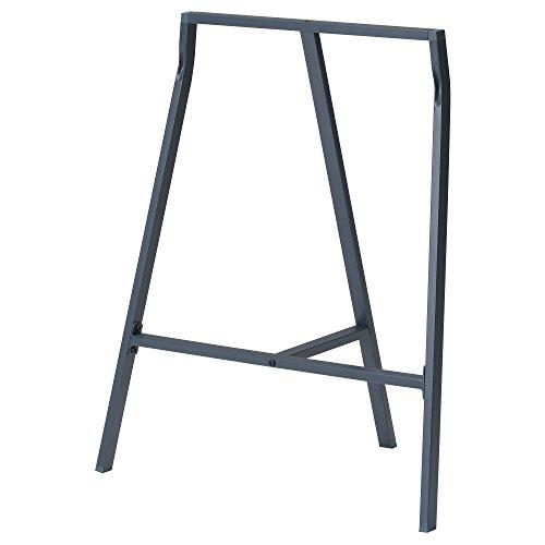 IKEA(イケア) LERBERG 架台 グレー