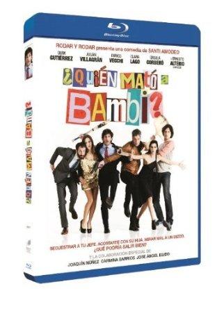 Who Killed Bambi? (2013) ( ¿Quién mató a Bambi? ) [ Spanische Import ] (Blu-Ray)