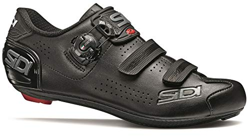 Sidi Alba 2 Mega Cycling Shoes (Black, US10.5/EU45)