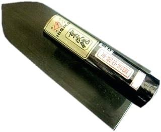 Carcasa rígida tradicional japonés acero paleta para hormigón/marca Hishika Shigeji 300 mm