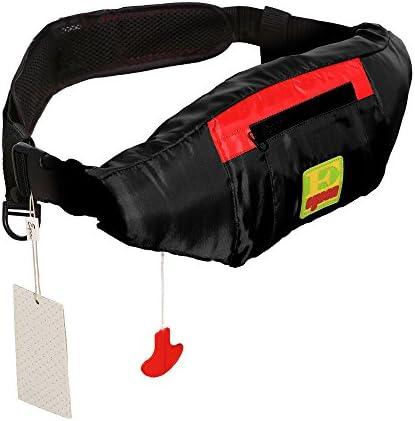 Premium Quality Manual Inflatable Life Jacket Lifejacket PFD ...